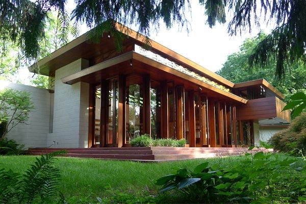 Crystal Bridges Museum Acquires Frank Lloyd Wright Usonian