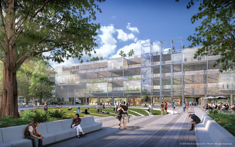 3 5 Billion Philadelphia Urban Development Plan Unveiled