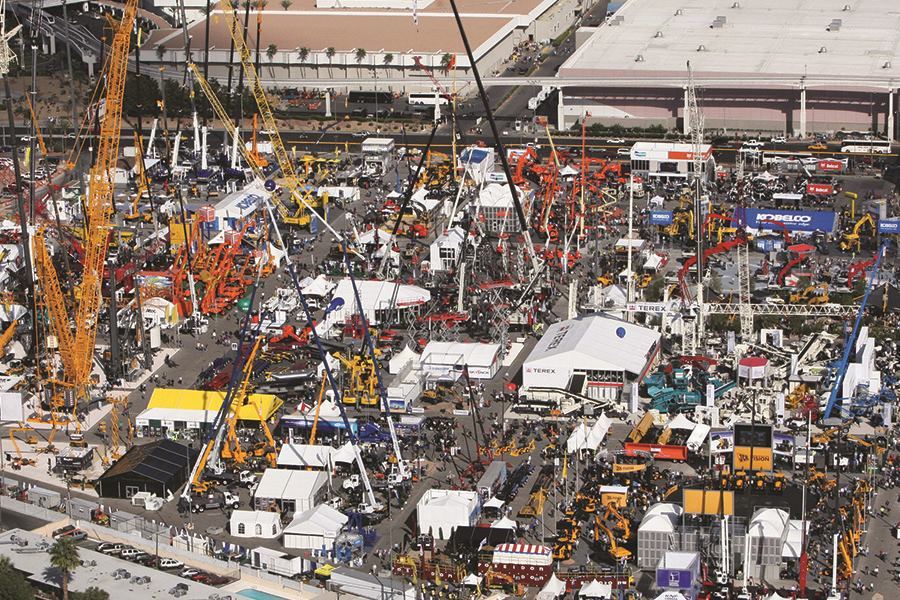 Conexpo Con Agg 2014 Is Coming To Las Vegas Concrete
