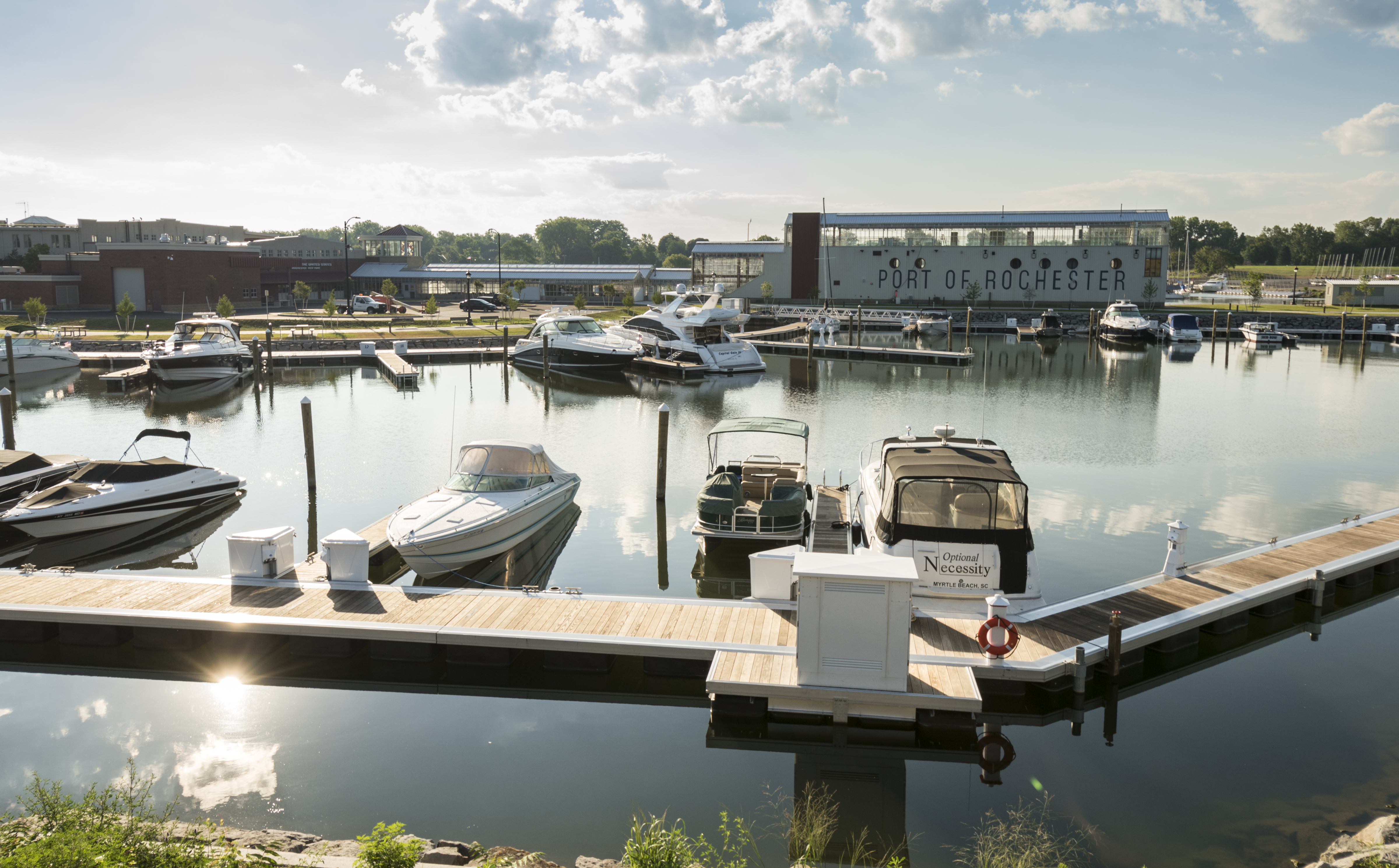 Port Of Rochester Marina Residential Architect