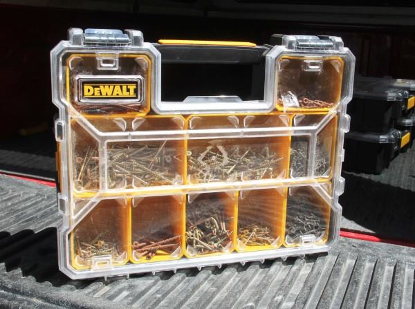 Dewalt Deep Pro And Mid Size Pro Organizers Tools Of The