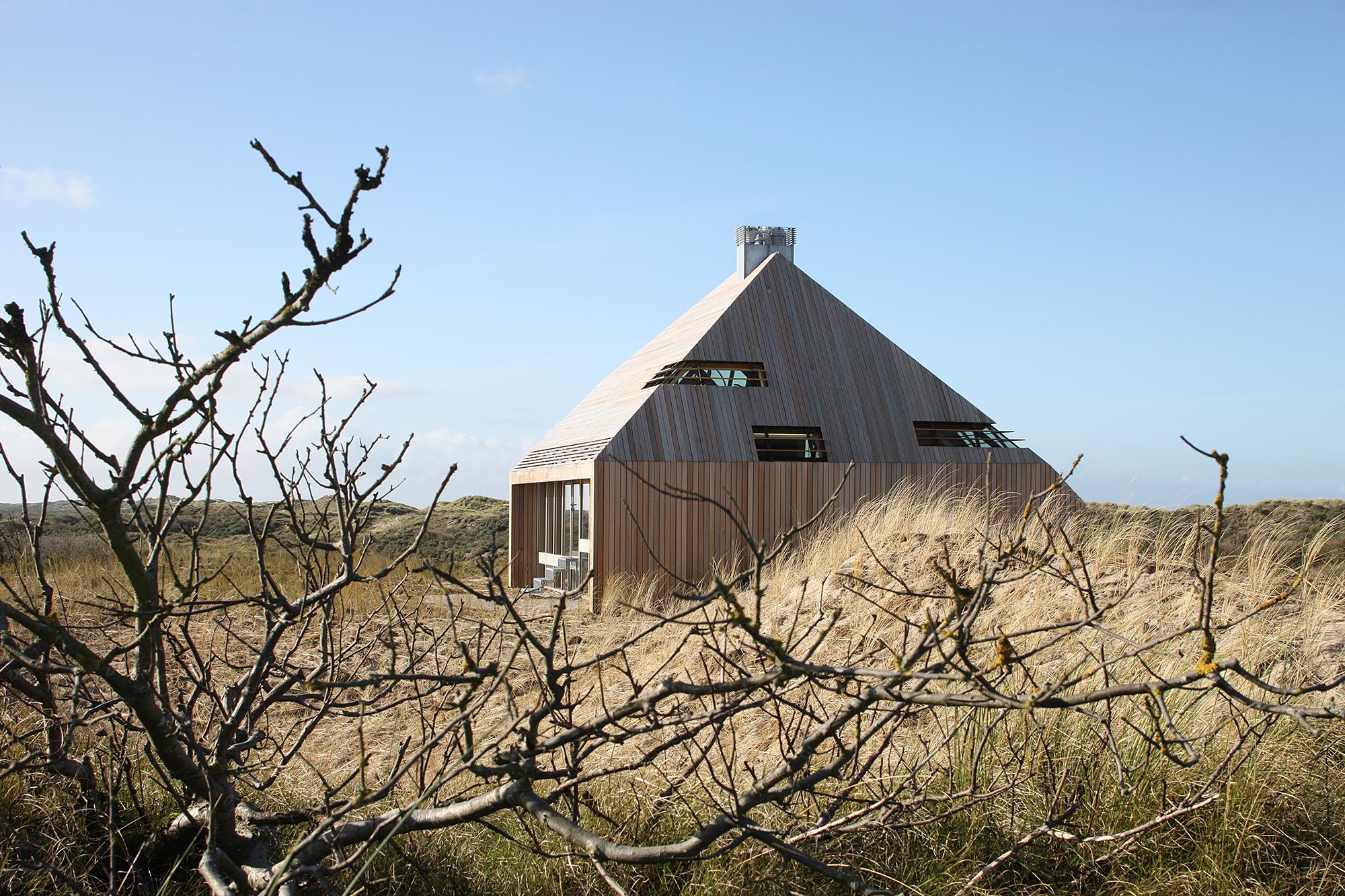 Dune House | Architect Magazine | Marc Koehler Architects ...