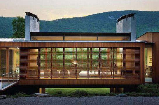 Bridge house architect magazine joeb moore partners for Residential architect design awards