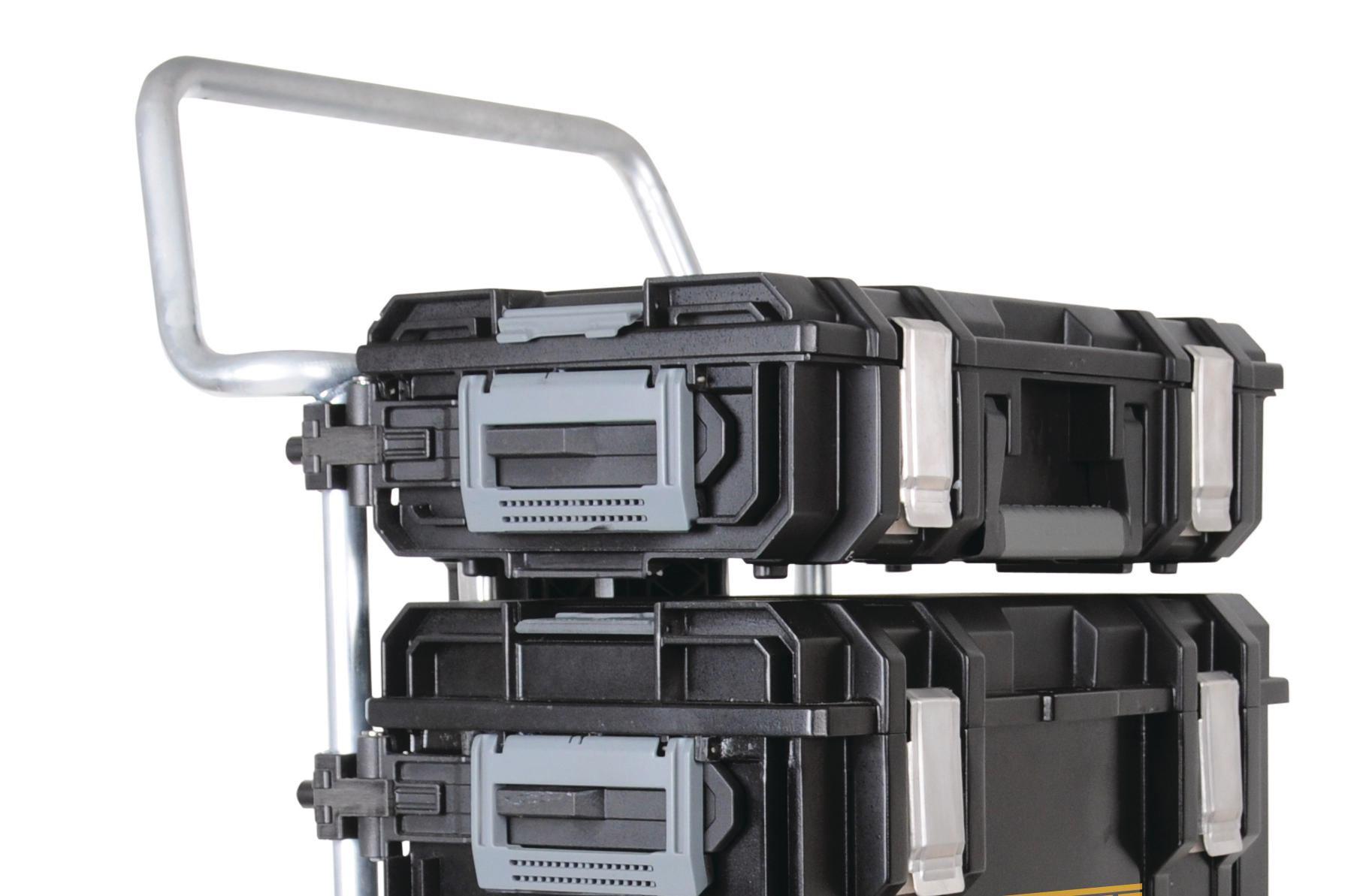 Dewalt S Toughsystem Builder Magazine Products Tools And Equipment Jobsite Equipment