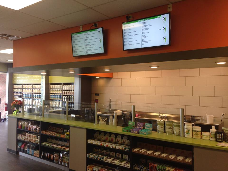Live clean nutrition juice bar residential architect for Residential architects rochester ny