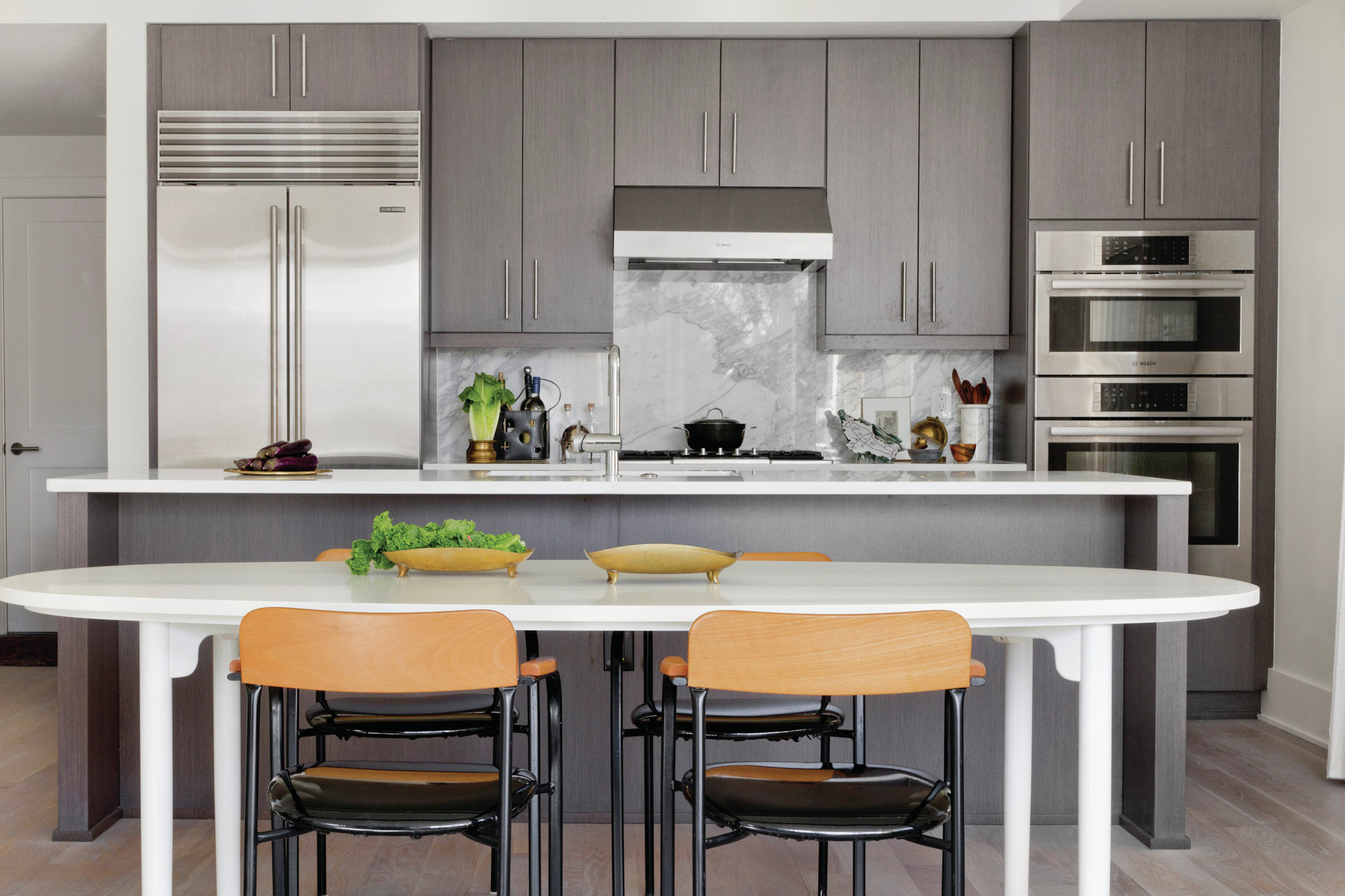 Houzz Kitchen Trends Survey Links New Kitchens To