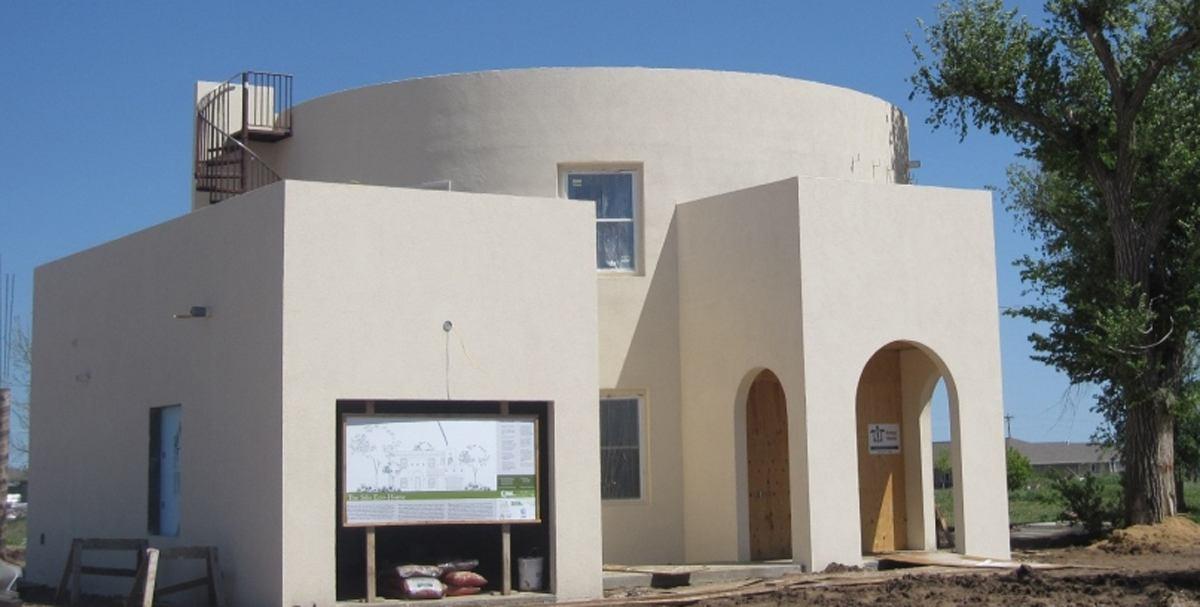 Tornado Proof Home Building