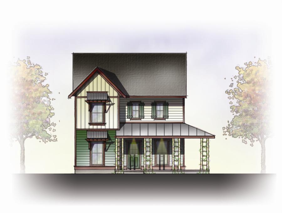 Michigan Architects Design Leed Platinum Habitat For