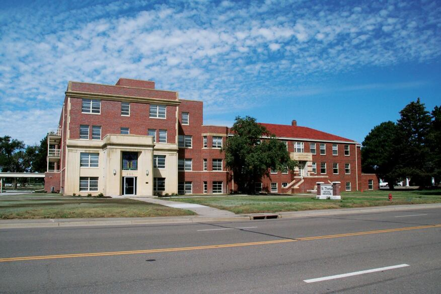 St. Thomas Historic Residences | Colby, Kan. This former historic hospital was transformed into the 30-unit St. Thomas Historic Residences in Colby, Kan., by Cohen-Esrey Real Estate Services. Financing partners for the $7.4 million development, which used low-income housing tax credits and historic tax credits, included R4 Capital, Kansas Housing Resources Corp., the Federal Home Loan Bank of Topeka, and the Bank of Oklahoma. Designed by Stark Wilson Duncan Architects, the property opened in August and was fully occupied by late September.