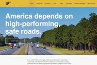 New website for asphalt group