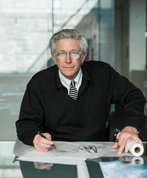 Bill Hellmuth, AIA, took over as CEO of HOK on April 19, 2016.