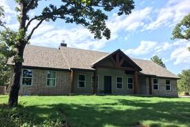 Modern Country Farm House