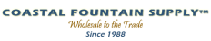 Coastal Pond/Fountain Supply Logo