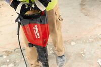 Editor's Choice: Hilti Breaker TE 1000-AVR with Wave Chisel TE-SP