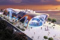 Construction Begins on Imagic Brasil's Surreal Acquário Ceará