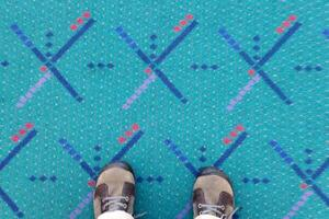 #PDXcarpet: The Portland International Airport's Quirky Carpet Lives On
