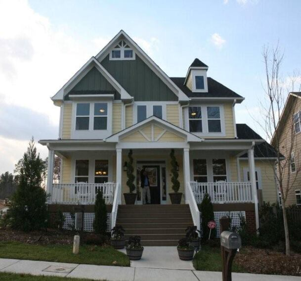 Case Study: Vanguard Homes Builds First EPA WaterSense Home