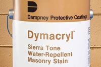 Dampney Co., Inc. + Dymacryl 1100 Sierra Tone Water-Repellent Masonry Stains