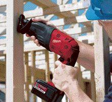 Toolbox: The Hatchet Cordless Reciprocating Saw