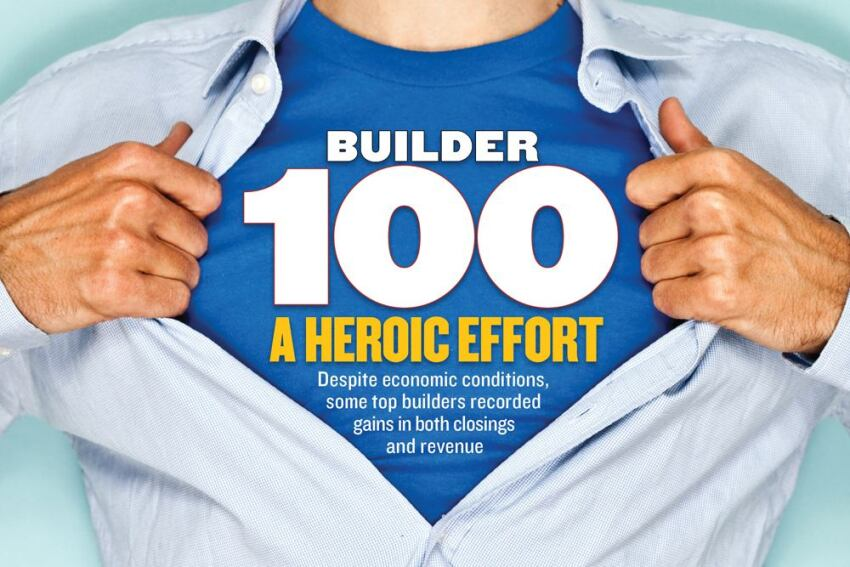 Builder 100: The Housing Industry Finally Hits Bottom In 2009