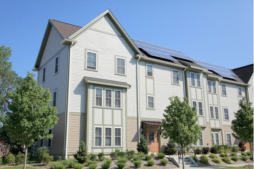 Massachusetts Mixed-Income Development Lauded for Sustainability