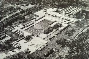 Ralph Rapson's Forward-Looking Design for a Minneapolis Mausoleum
