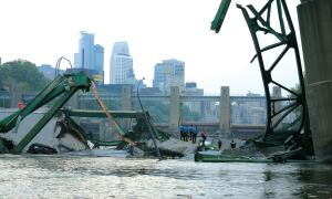 As of press time, investigations into the 35W bridge collapse in Minnesota have centered on the failure of the bridge's truss.