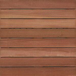 Massaranduba wood tiles