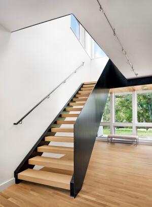 Behind The Scenes Building Modern Steel Stairs Custom