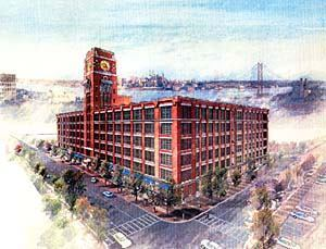 One of the things that attracted Dranoff Properties to the RCA Nipper Building, now The Victor, in Camden, N.J., was its location, which will be across the street from a new light rail stop (opening in the Spring). The $65 million project will offer 341 units.