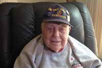 Home Depot Builds Deck for WWII Vet