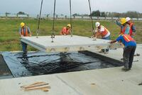 Precast Concrete Pavement
