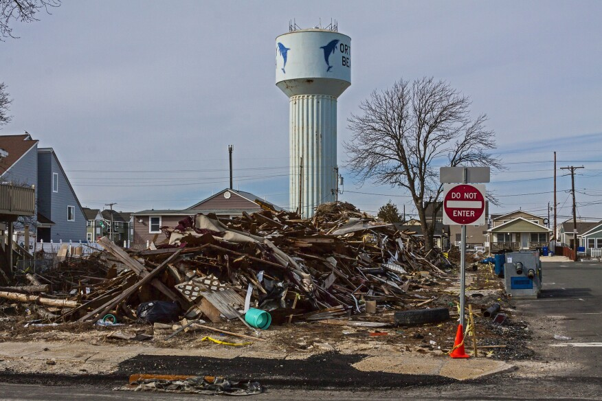 The destruction of physical infrastructure resulting from Hurricane Sandy, which hit the U.S. East Coast in the fall of 2012, drew attention to the need for the design community to help mitigate the impact of future natural and man-made disasters.