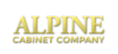 Alpine Cabinet Co. Logo