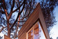 canyon view office/guesthouse, los angeles