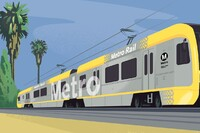 $1.5 Billion Rail Project Earns Highest Possible Sustainability Award