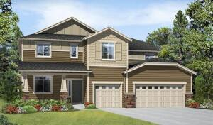 Richmond American's new homes in Lacey, Wash.