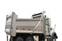 Stainless steel dump truck bodies from Beau-Roc