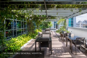 Ng Teng Fong General Hospital & Jurong Community Hospital