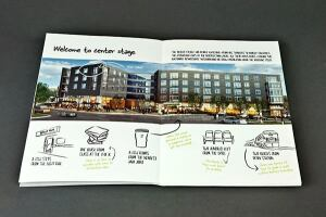 Marketing and Advertising The Fitzgerald Leasing Campaign  Baltimore  Submitted by The Bozzuto Group