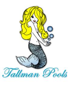 Tallman Pools Logo