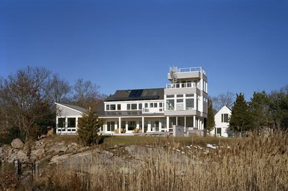Salt Marsh House