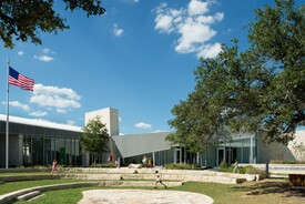 Parman Library at Stone Oak