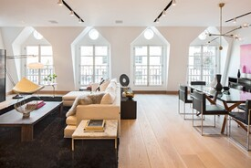 Tribeca Penthouse Renovation for Luxury Living