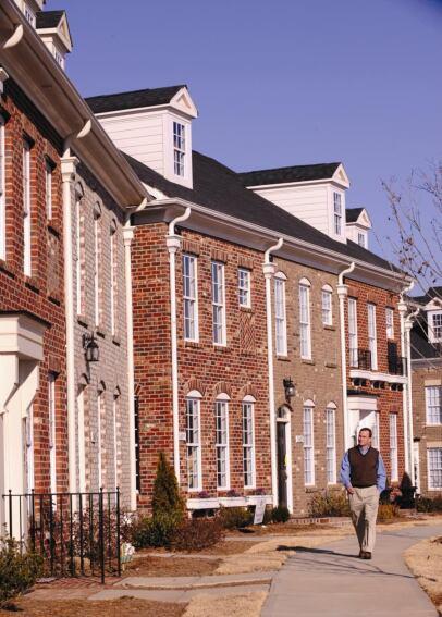 Meeting Street Communities Combines Panelization and Traditional Neighborhood Design