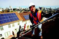 Solar Installations Energize Residents