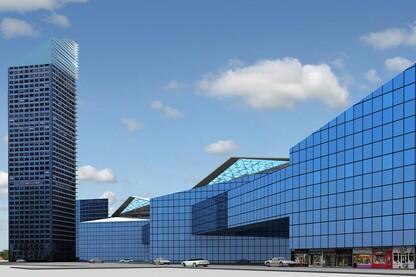 Mixed Use Building Design - Brisbane