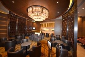 Al reem lounge, abu dhabi international airport