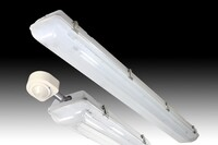 MaxLite introduces LED vapor tight linear fixtures for harsh environments