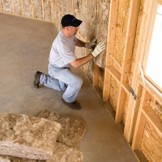 Insulation Incorporates Recycled Content